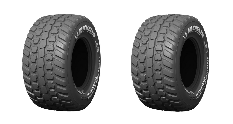 michelin cargoxbib trailer tire header