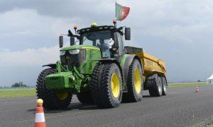 michelin tractor tire header