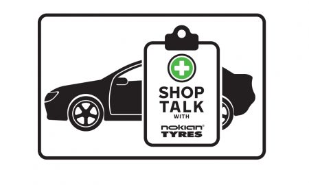 nokian tires shop talk header