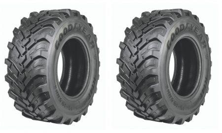 titan kubota tractor tire header