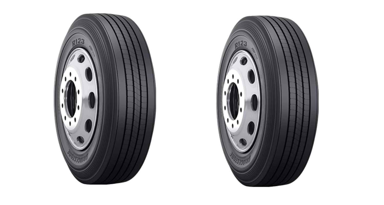 bridgestone ecopia R123 tire header