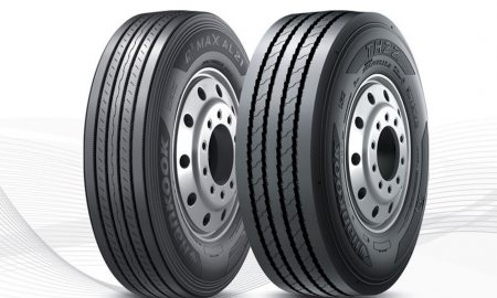 Hankook Challenger Motor Freight tire header