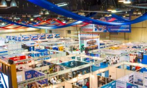 Latin tire expo header