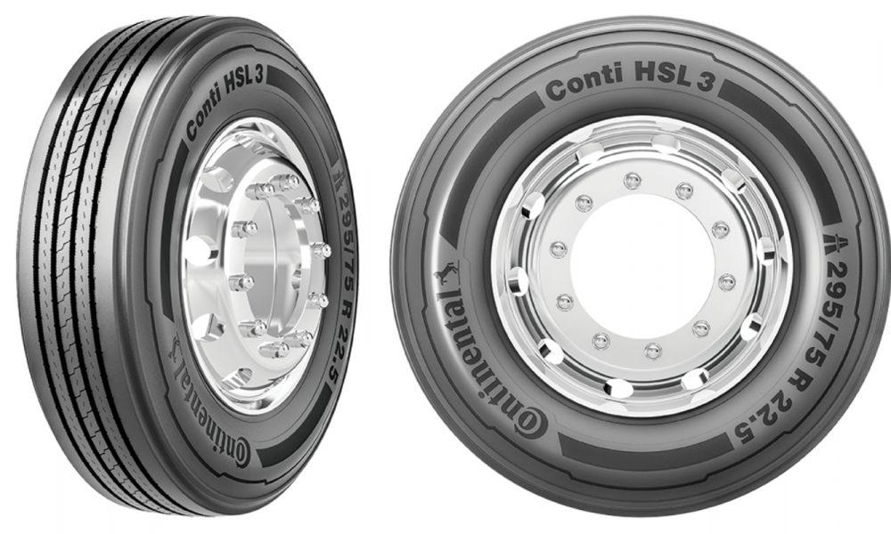 continental long haul tire header
