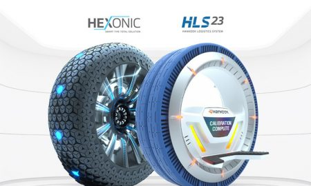 Hankook IDEA 2019 tire header