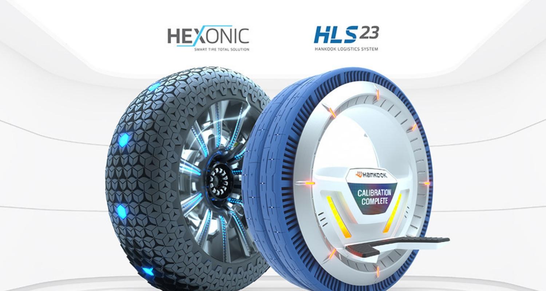 Hankook IDEA 2019 tire header