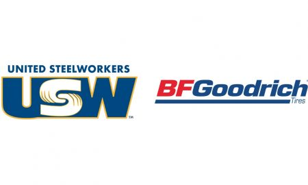 USW BF Goodrich tire header