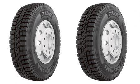 yokohama 715r tire header