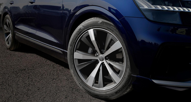 Hankook SUV Audi Q8 tire header