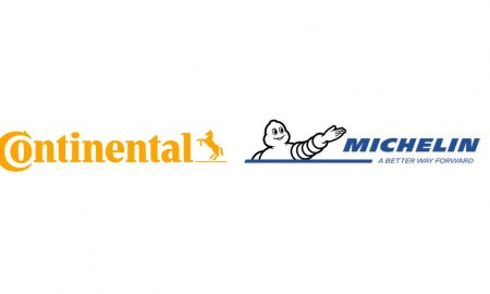 continental michelin tire header