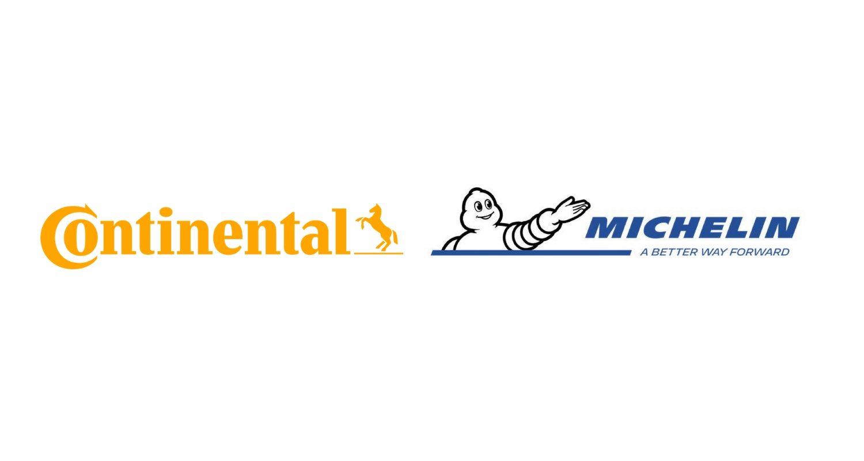 continental michelin tire header