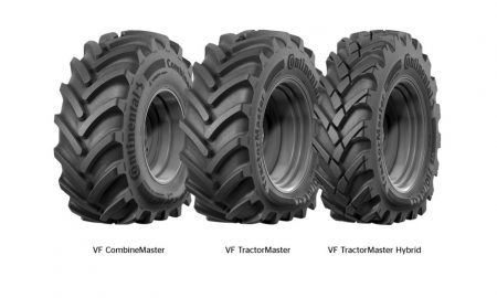 continental tire VF agri header