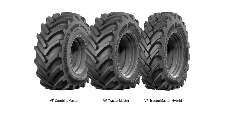 continental tire VF agri header