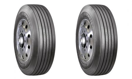 Cooper Roadmaster tire header