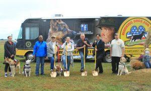 Hankook Working Dogs Veterans Header