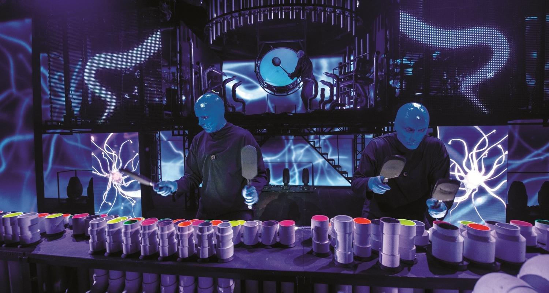 SEMA Blue Man Group SEMA