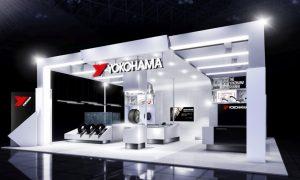 Yokohama Motor Show header