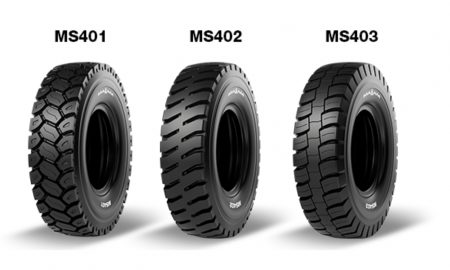 maxam mining tire header