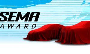 sema show awards header