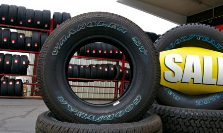 tire sales header