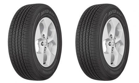yokohama avid chrysler voyager tire header