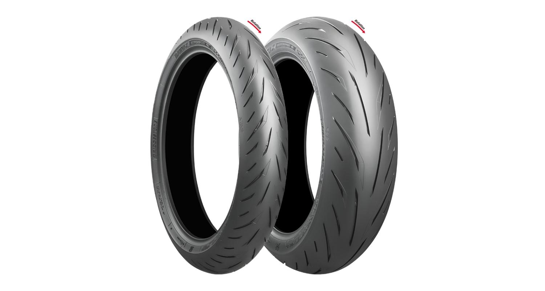 Bridgestone Battlax kawasaki tire header