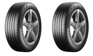 Continental Tire Volkswagen ID3 header