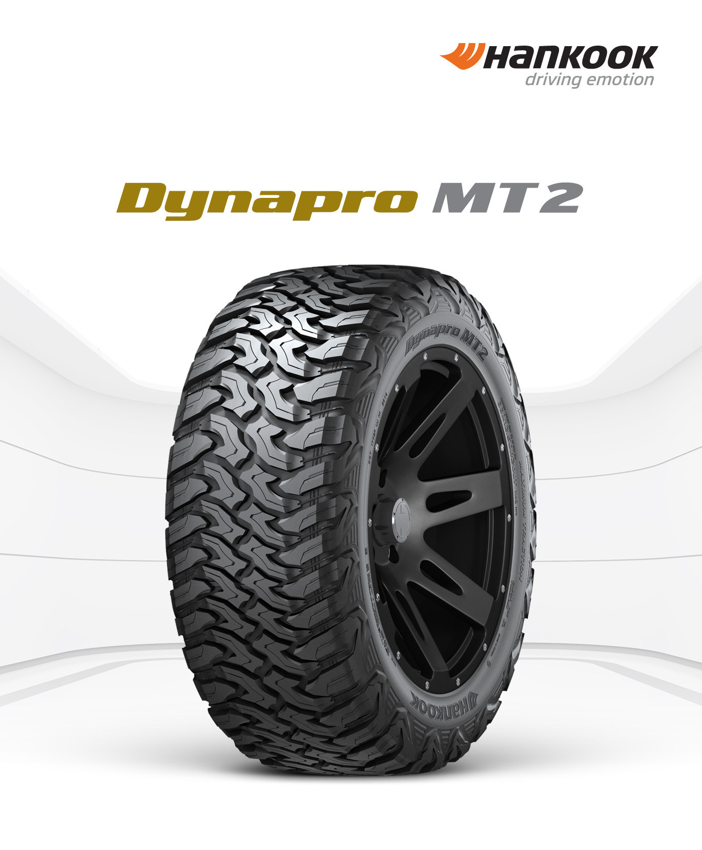 Hankook Tire offers outdoor enthusiasts an all-access pass to adventure with the all-new Dynapro MT2 (RT05).