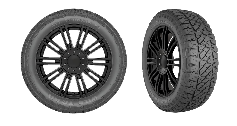 TBC Wild Trail All-Terrain XT tire header