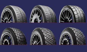 cooper rally tire range header