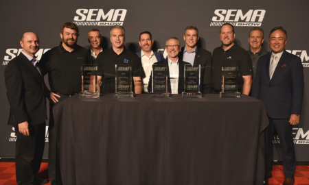 sema show vehicle winners header