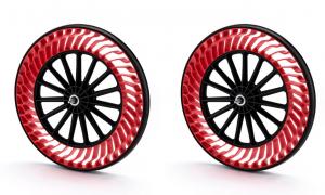 Bridgestone CES 2020 Tire header