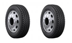 Bridgestone M704 tire header