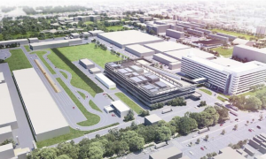 Bridgestone innovation campus header