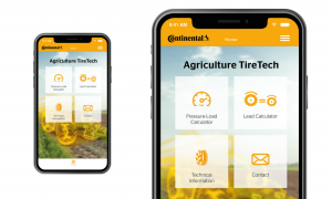Continental Agri Tech app tire header