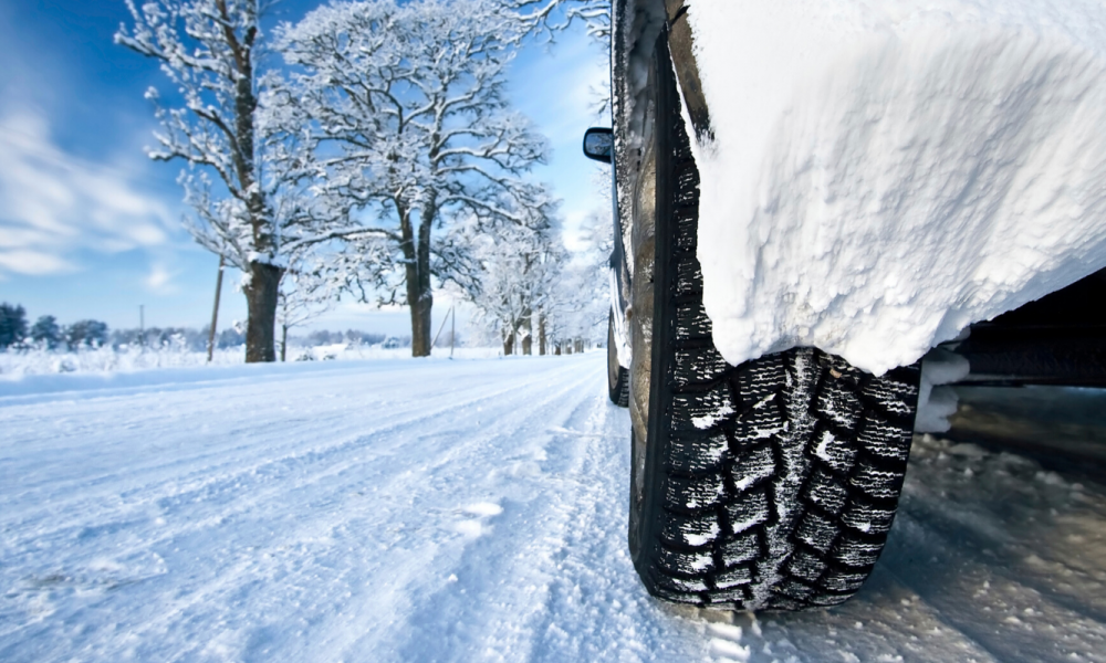 Discount Tire Winter Header