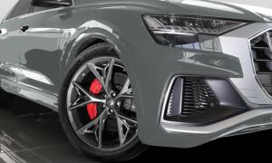 Hankook Audi TS8 TDI tire header