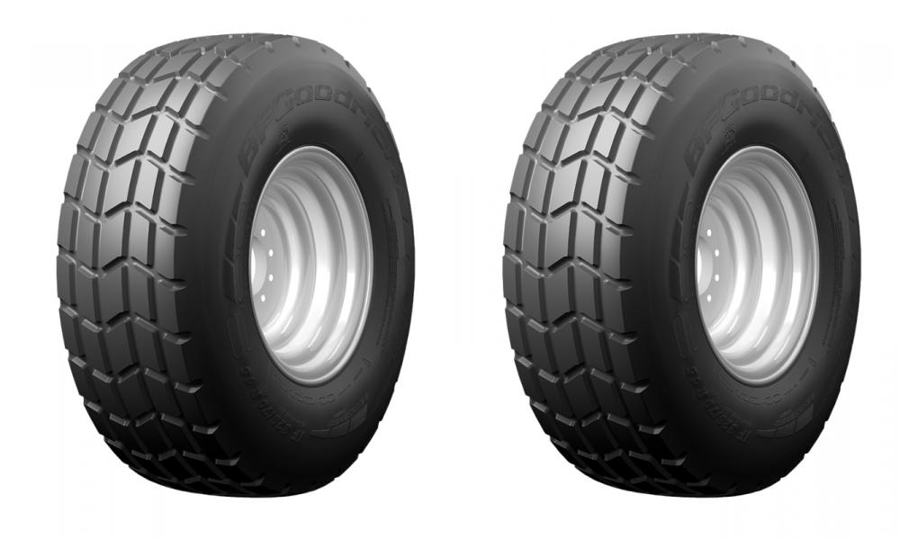 BFGoodrich Farm Implement Control tire header