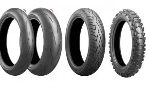 Bridgestone Battlax Battlecross Motorcycle tire header