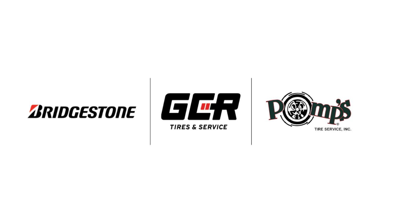 Bridgestone Pomps tire gcr header
