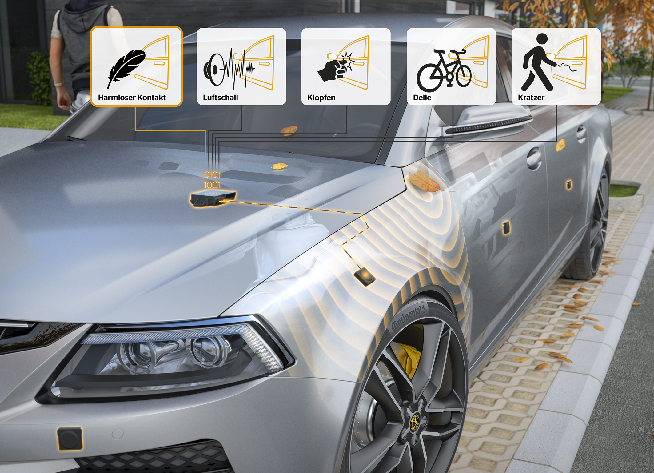 Continental_PP_Contact Sensor System (CoSSy)