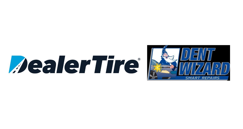 Dealer Tire Dent Wizard Header