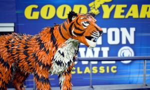 Goodyear Cotton Bowl Classic tire header