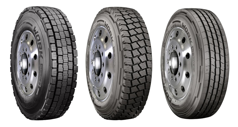 Cooper Tire work series