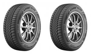 Goodyear WinterCommand Ultra winter tire header