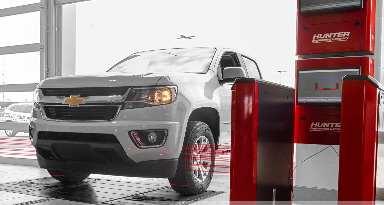 Hunter Dealer Tire recommendation header