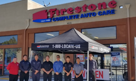 Bridgestone retail tire header