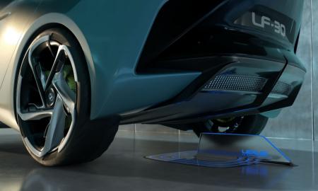 Goodyear Lexus Concept Tire Header