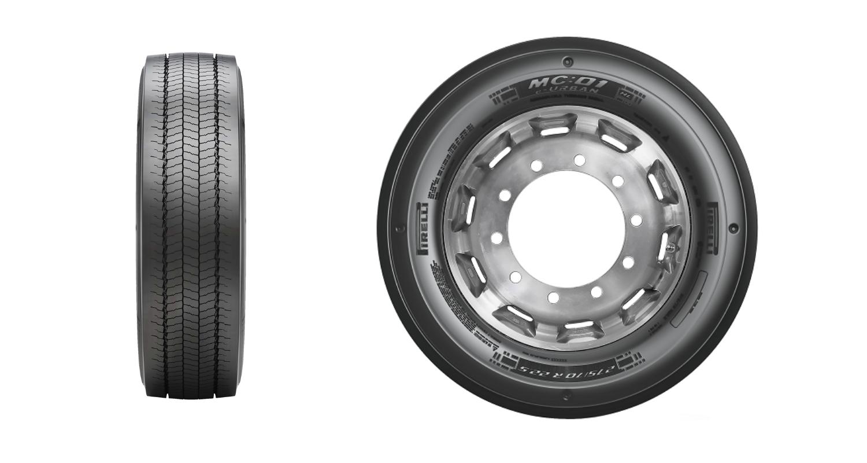 Prometeon MC 01 e urban tire header