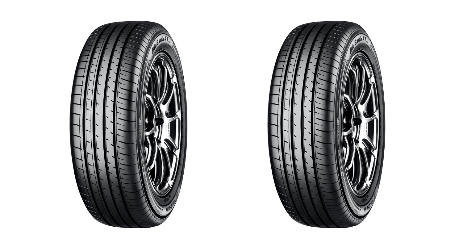 Yokohama BlueEarth XT tire header